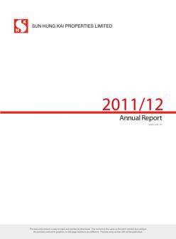 Annual Report 2011/12 (Text Only)