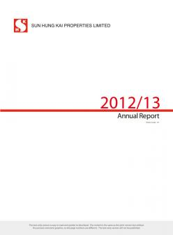 Annual Report 2012/13 (Text Only)
