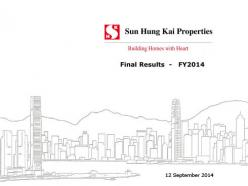 2013/14 Annual Results