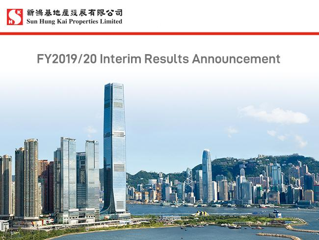 2019/20 Interim Results